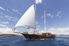 North Dodecanese Islands Aegean Yacht Charter
