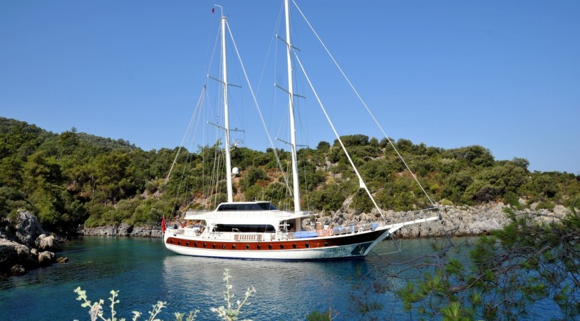 Crewed Gulet Charters 02