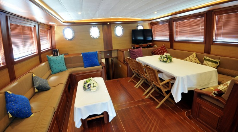 Crewed Gulet Charters 04