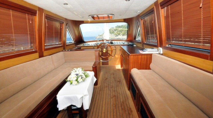 Crewed Gulet Charters 07