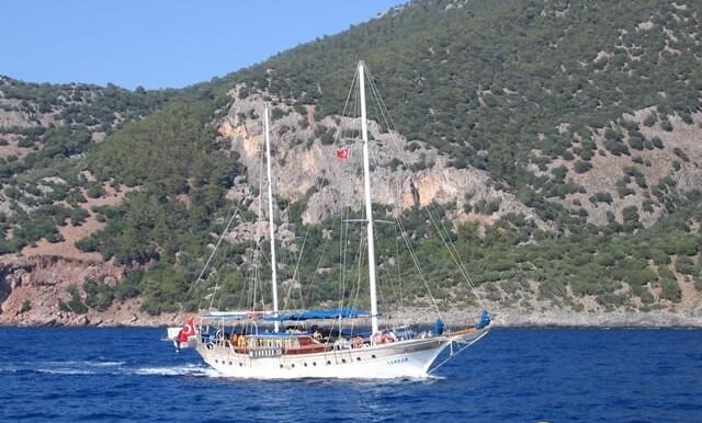 Fethiye Yacht Charter 01
