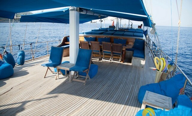 Fethiye Yacht Charter 14