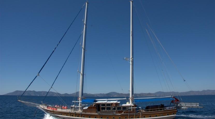 Fethiye Yacht Rental 6