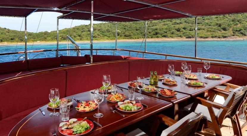 Gulet Charter Turkey 15
