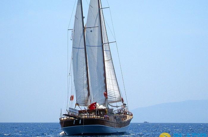 Gulet Charters Turkey 03