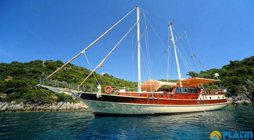 Gulet Cruise Fethiye 02