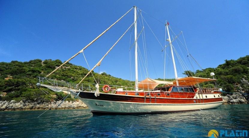Gulet Cruise Fethiye 03