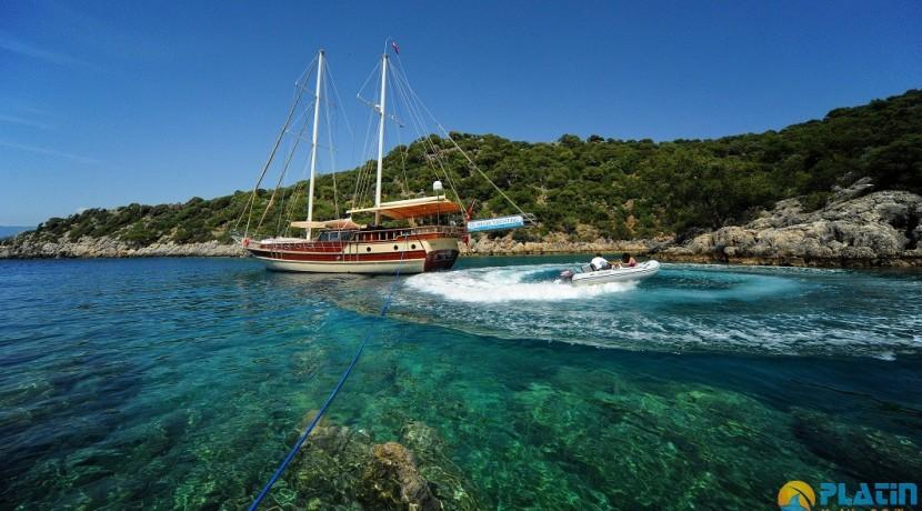Gulet Cruise Fethiye 04