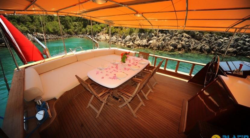 Gulet Cruise Fethiye 09