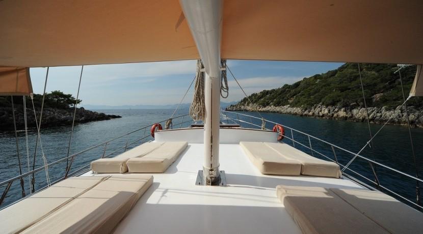 Gulet Cruise Fethiye 12