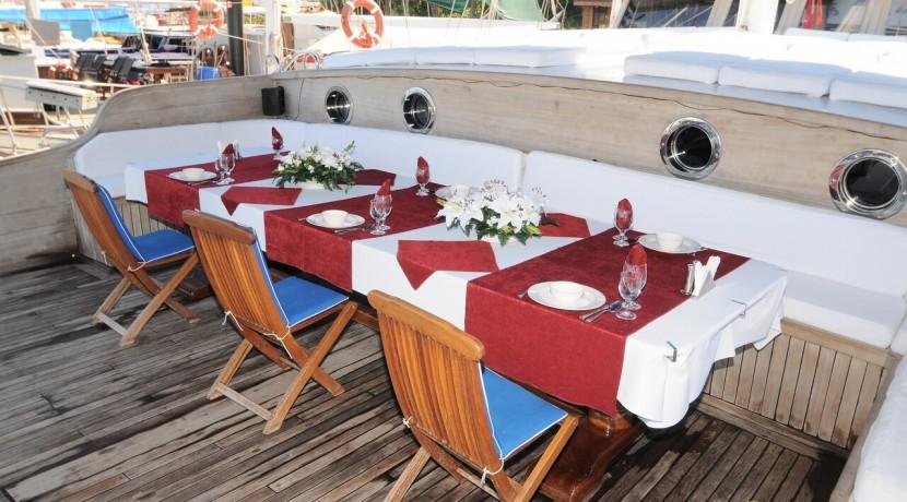Luxury Gulet Charter Turkey 09