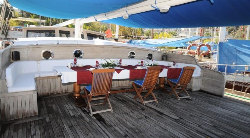 Luxury Gulet Charter Turkey 11