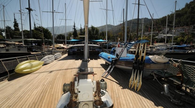 Luxury Gulet Charter Turkey 14