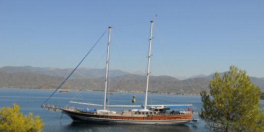 Luxury Gulet Charter Turkey