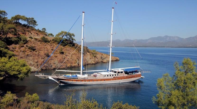 Luxury Gulet Charter Turkey 22
