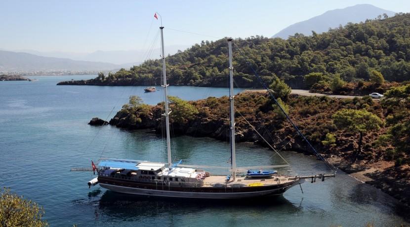 Luxury Gulet Charter Turkey 24