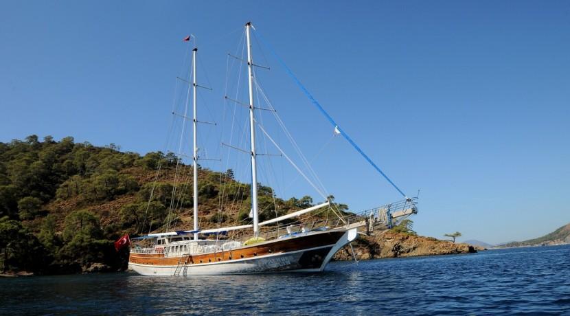Luxury Gulet Charter Turkey 28