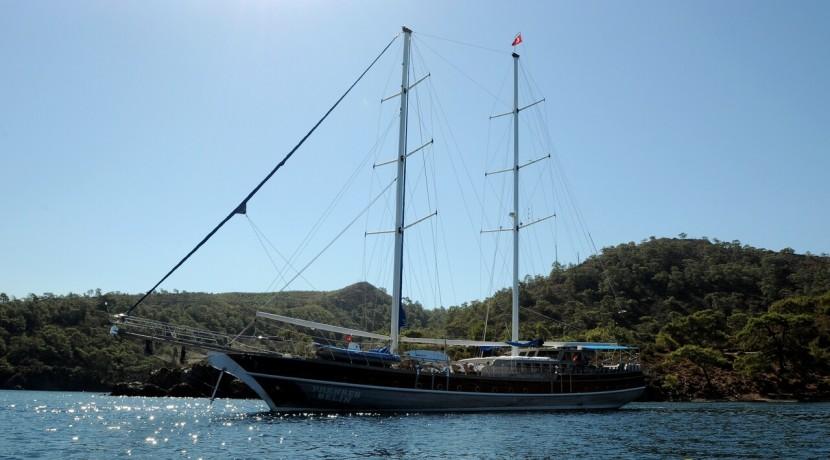Luxury Gulet Charter Turkey 29