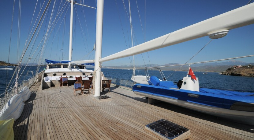Luxury Gulet Charter Turkey 36