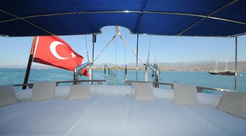 Luxury Gulet Charter Turkey 38