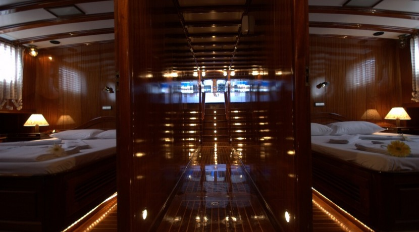 Luxury Gulet Charters in Turkey 02