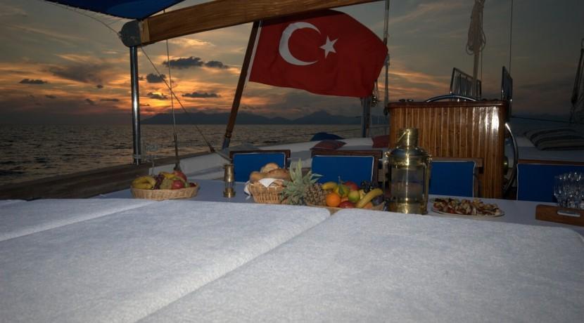 Luxury Gulet Charters in Turkey 03