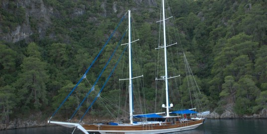 Luxury Gulet Charters in Turkey
