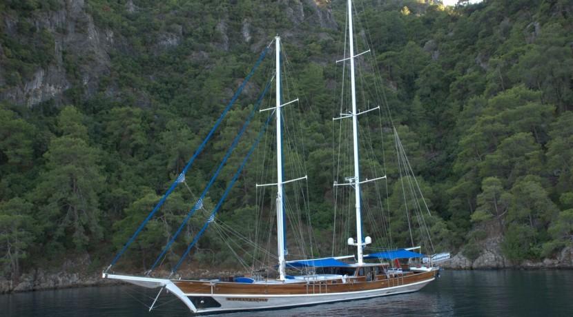 Luxury Gulet Charters in Turkey 04