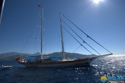 Luxury Gulet Charters in Turkey 06