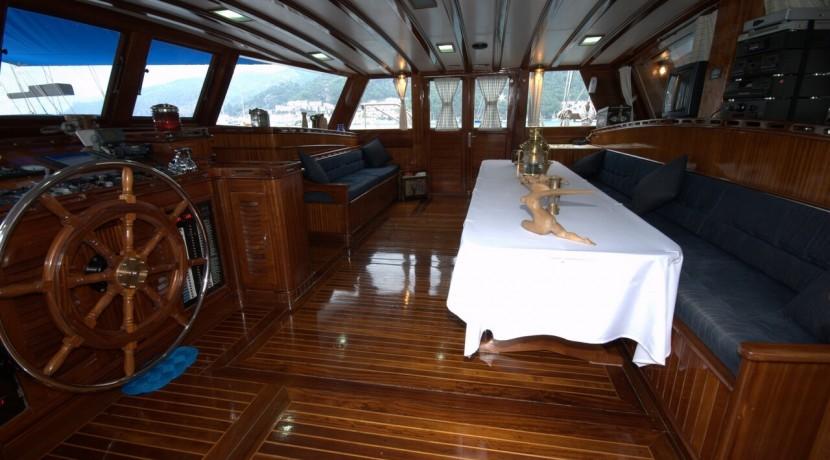 Luxury Gulet Charters in Turkey 07