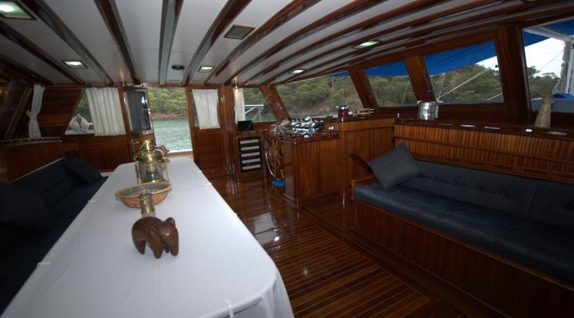 Luxury Gulet Charters in Turkey 08