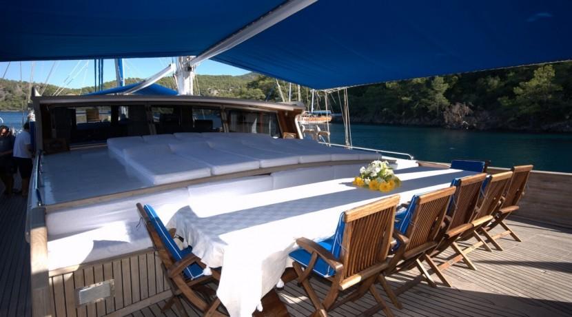 Luxury Gulet Charters in Turkey 09