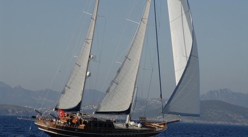 Luxury Gulet Cruise 01