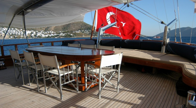 Luxury Gulet Cruise 09
