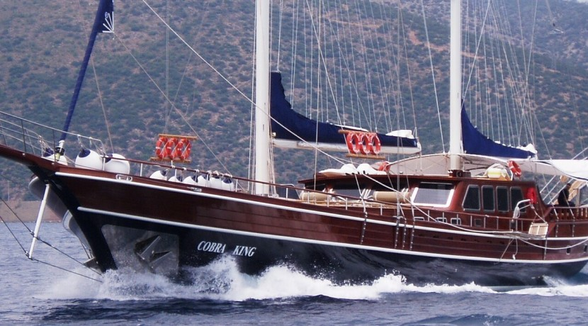 Luxury Gulet Cruise 22