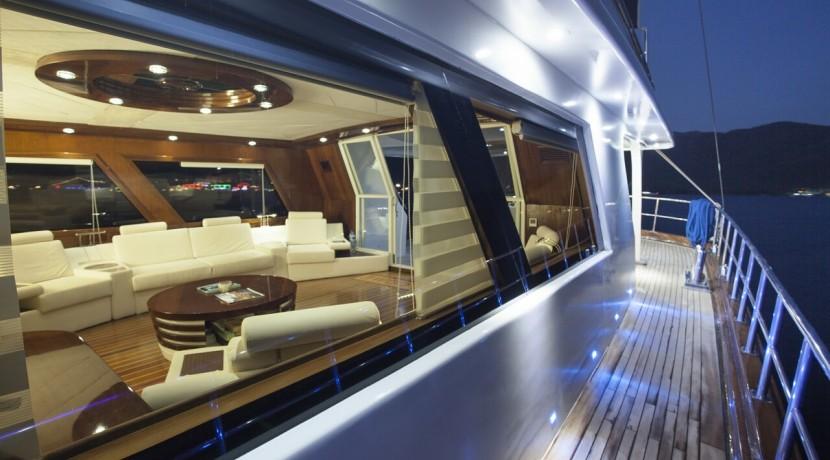 Luxury Gulet Rental 15