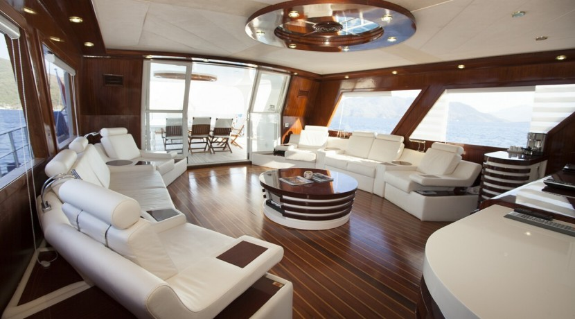 Luxury Gulet Rental 31