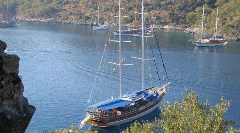 Luxury Yacht Charter Turkey 01
