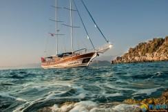 Luxury Yacht Charter Turkey 03