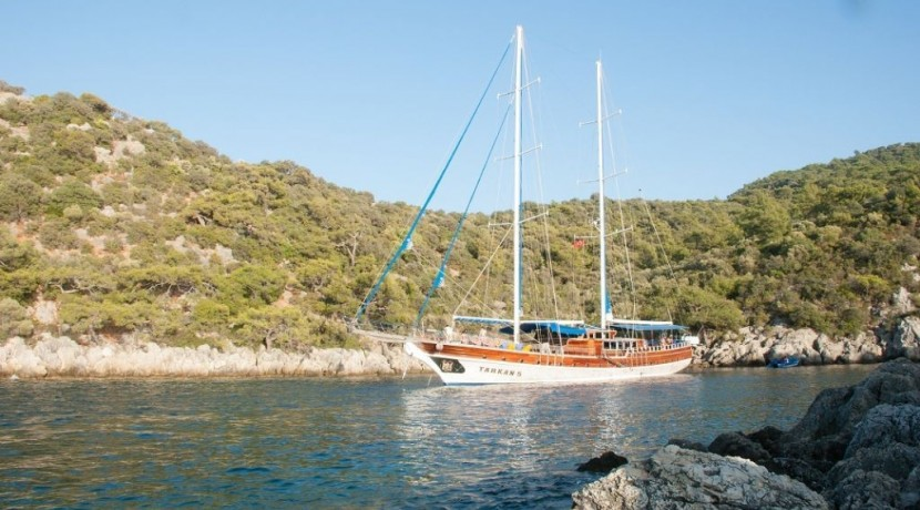 Luxury Yacht Charter Turkey 08