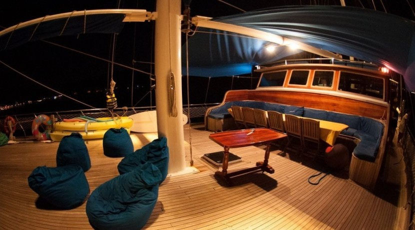 Luxury Yacht Charter Turkey 10