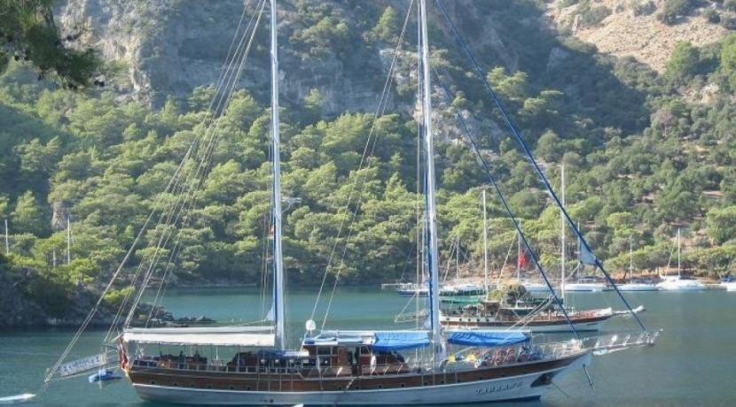 Luxury Yacht Charter Turkey 11
