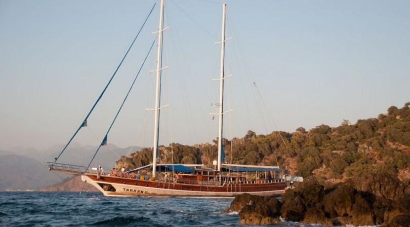 Luxury Yacht Charter Turkey 16