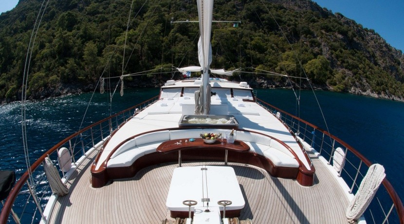 Luxury Yachts Charter 09
