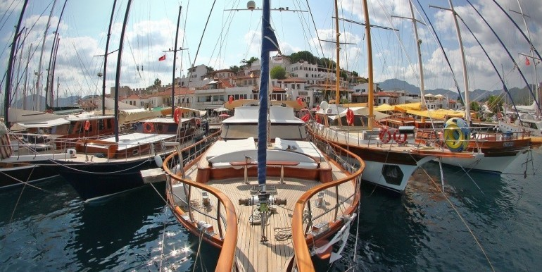 Marmaris Blue Cruise Gulet 01