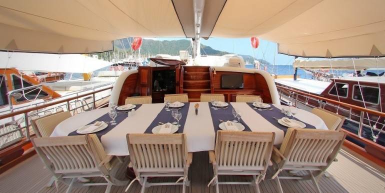 Marmaris Blue Cruise Gulet 03