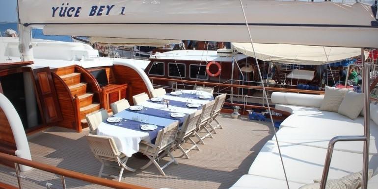 Marmaris Blue Cruise Gulet 04