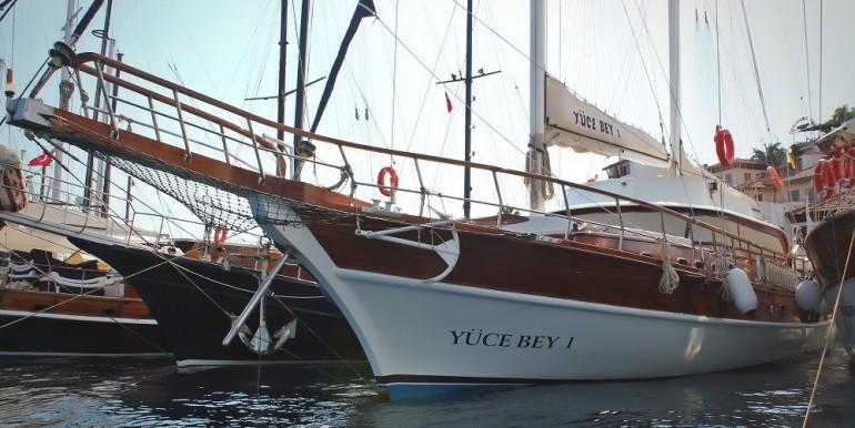 Marmaris Blue Cruise Gulet 12