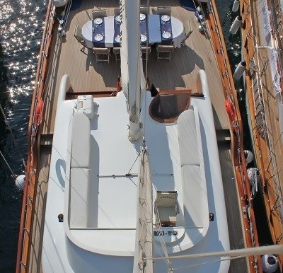 Marmaris Blue Cruise Gulet 18