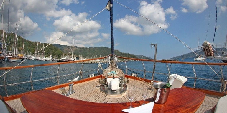 Marmaris Blue Cruise Gulet 22